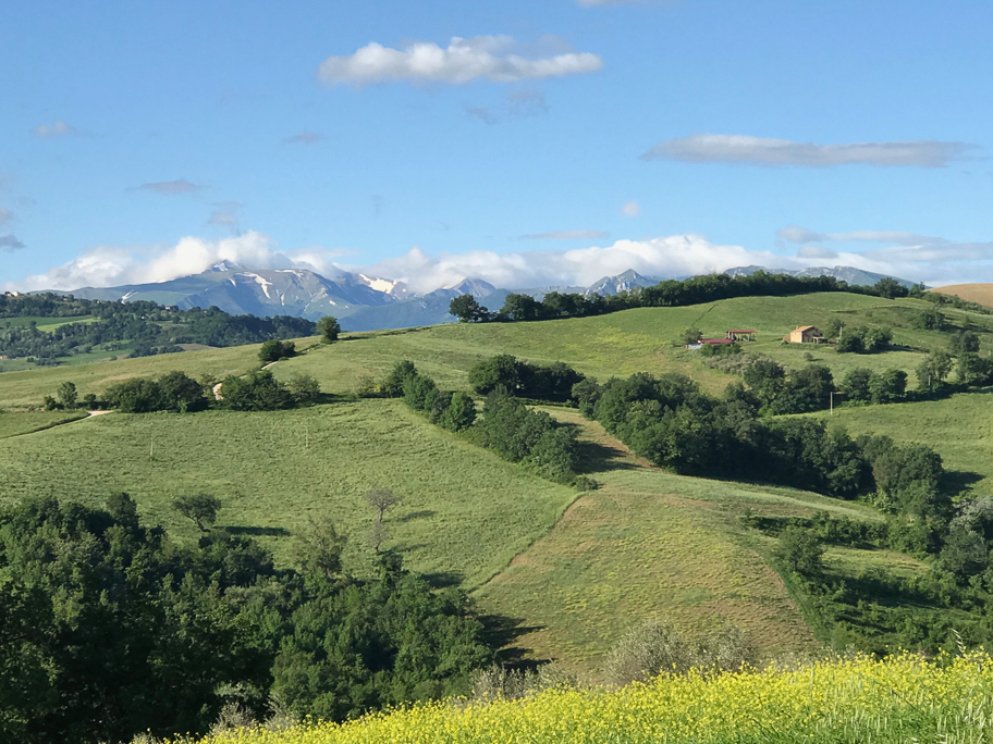 Sibillini mountains, Italy  Things to do in Le Marche