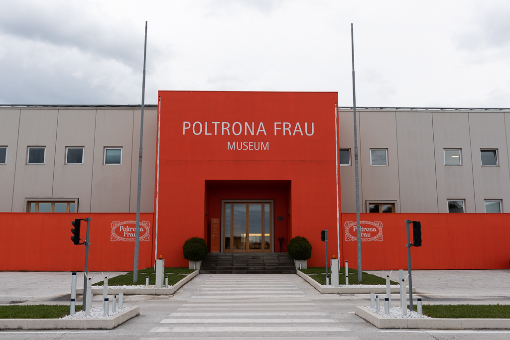 Poltrona Frau Museum, Ten Things to do in the Marche if it rains.