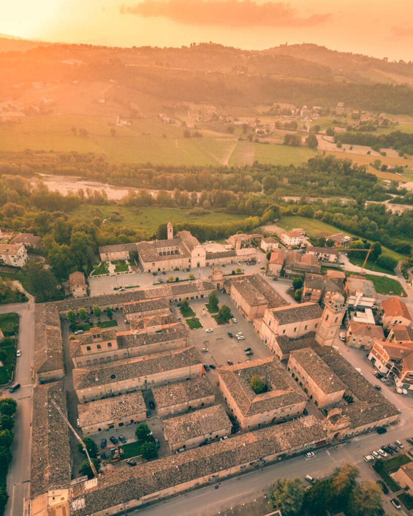 Servigliano. Photo courtesy of Comune di Servigliano