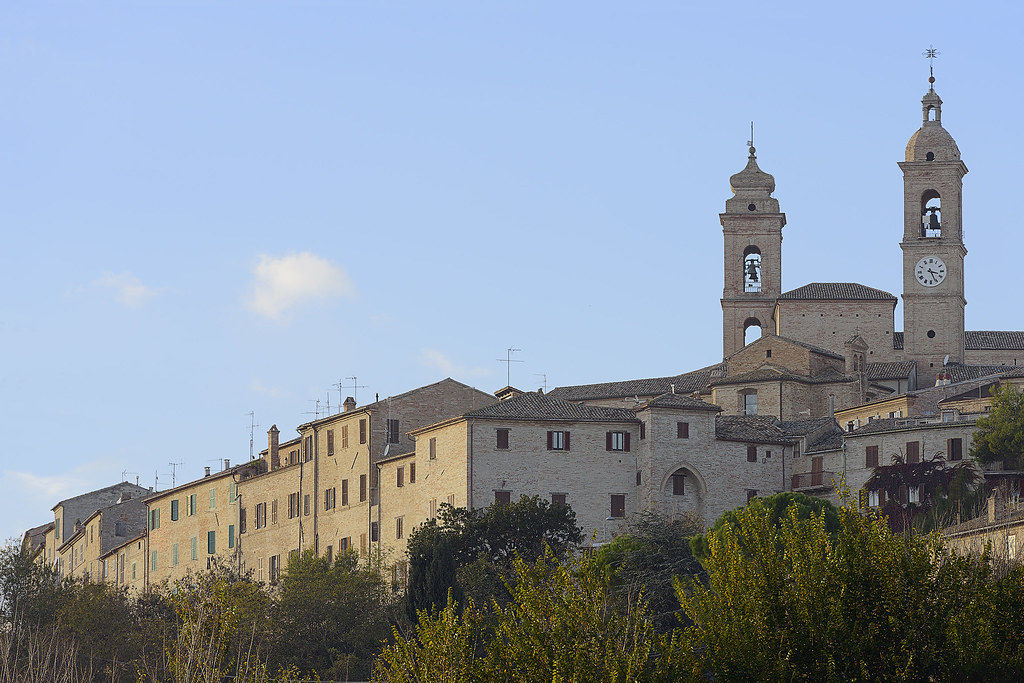 Montecosaro. Photo courtesy of Marche Tourism