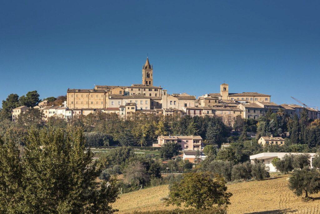 Montecassiano. Photo courtesy of Marche Tourism