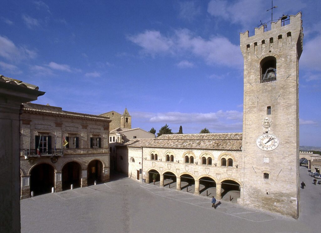 Montelupone. Photo courtesy of Marche Tourism