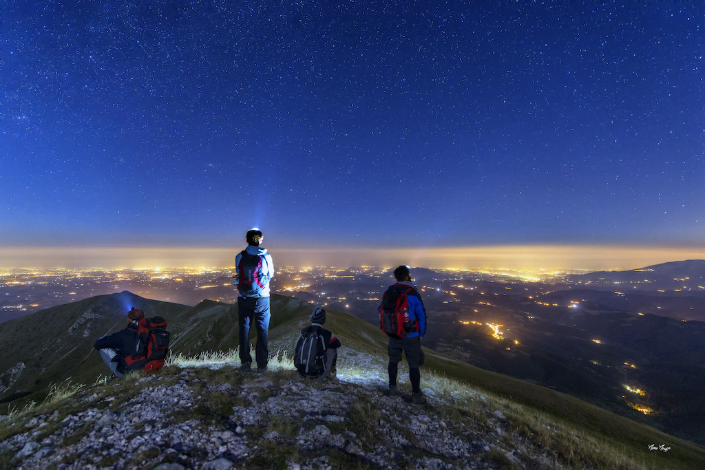 Trekking Monte Sibilla. Things to do outside in the Marche