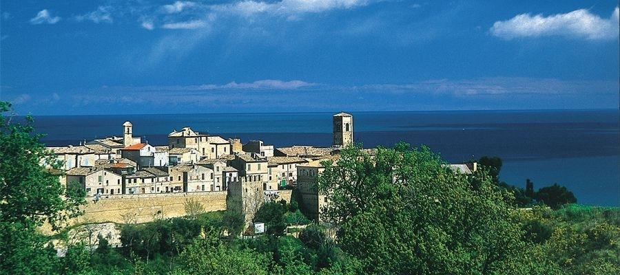 Torre di Palme. Photo courtesy of Città di Fermo