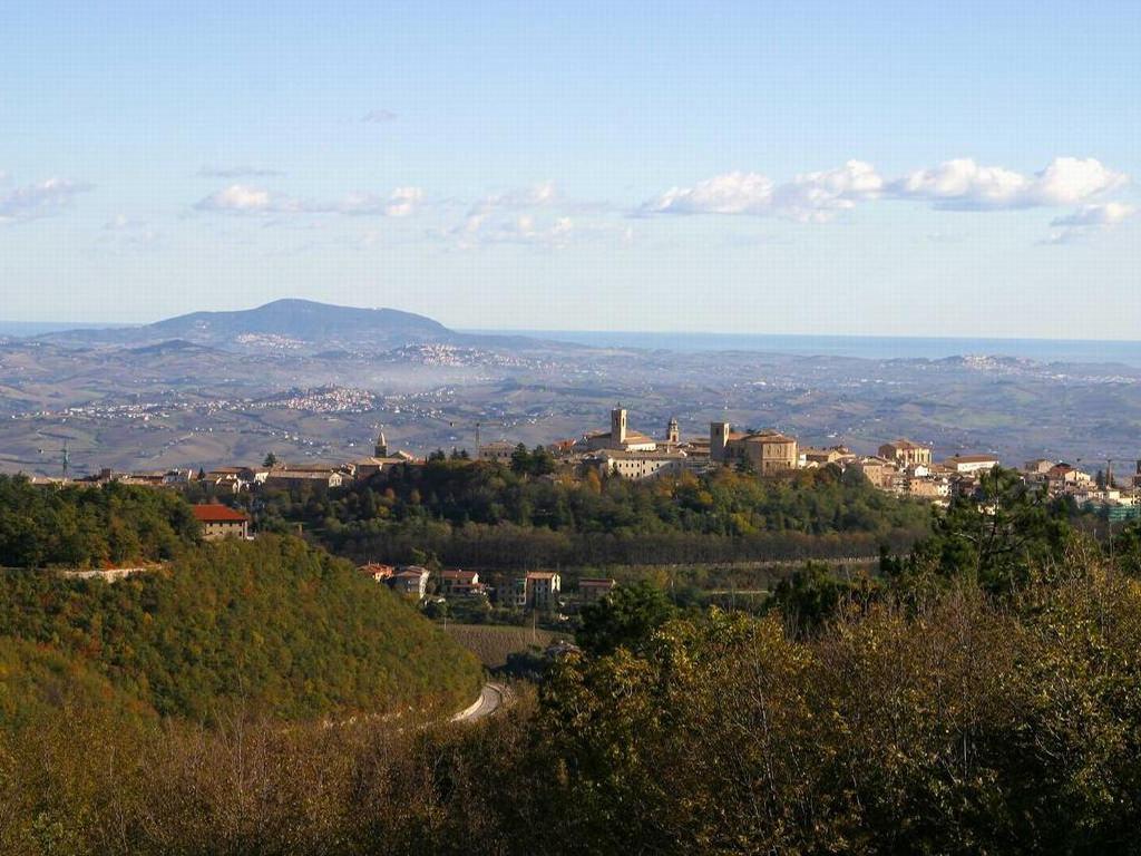 Cingoli. Photo courtesy of Cingoli Tourism